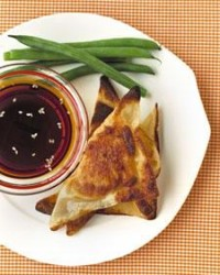 Squash Pot Stickers - Martha Stewart Recipes