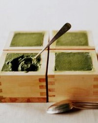 Green Tea Ice Cream - Whole Living Eat Well