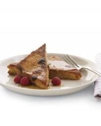 "Polenta ""French Toast"" - Martha Stewart Recipes"