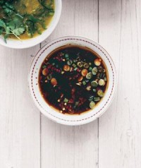 Ginger-Sesame Marinade | Real Simple Recipes