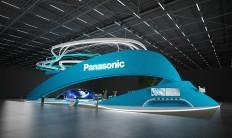 * Panasonic * Stand design * on