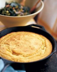 Skillet Cornbread - Martha Stewart Recipes