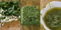 How to Make Pesto like an Italian Grandmother Recipe - 101 Cookbooks