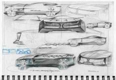 Jony Diaz - 1970's/2000's Official Sketches & Previews