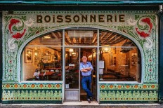Sebastian Erras Documents The Beauty of Paris Through its Storefronts