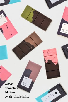 wave chocolate summer edition by VDC on