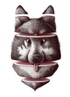 - Slice of wolf – « Nicolas Barrome