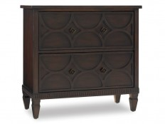 Hooker Furniture Living Room Two Drawer Chest 5047-85122