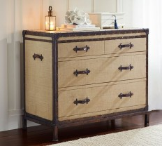 Redford Trunk Dresser | Pottery Barn