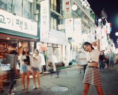 James J. Robinson Documents Japanese and Korean Urban Youth Culture