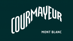 Brand New: New Logo and Identity for Courmayeur by Interbrand