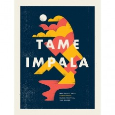 Doublenaut_tameimpala in Illustration