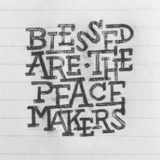 Blessed are the peacemakers by toferflowers - From up North