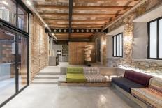loft MdP: FFWD refurbishes an old carpenter's workshop in barcelona