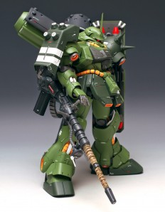 GUNDAM GUY: MG 1/100 Geara Doga [Heavy Armament Type] - Customized Build