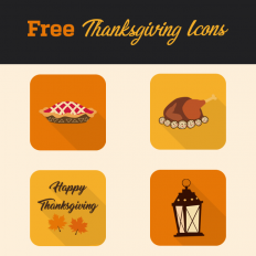 Freebie: Thanksgiving Icon Set (15 Icons, PNG, PSD, AI, SVG) – Smashing Magazine