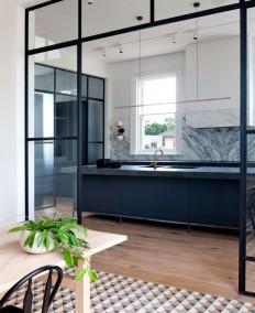 Victorian Home Renovation by Hecker Guthrie - InteriorZine