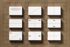 Brand Identity for Em.Ma. by Lundgren+Lindqvist — BP&O
