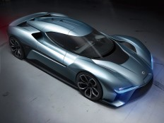 China's NextEV says its new electric supercar is the world's fastest - The Verge