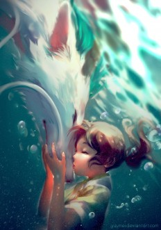 Everything will be Okay by yuumei on DeviantArt
