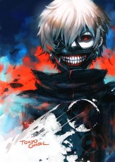 Tokyo Ghoul Fan art by asuka111 on DeviantArt