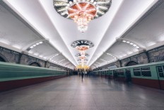 North Korea Propaganda: Elaine Li Documented The Pyongyang's Subway