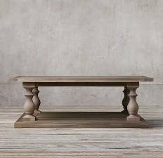 17th C. Monastery Coffee Table