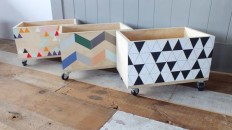 Do It Yourself Storage Bin Projects - Worth Trying DIY Projects