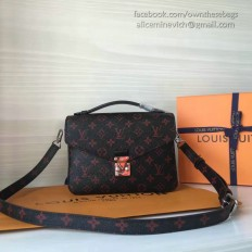 Louis Vuitton Monogram Infrarouge Canvas Pochette Metis M41462