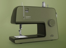 A Chic Twist on the Sewing Machine | Yanko Design