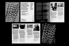 VDC — Exposition Echo — catalogue — Gaspard Ollagnon