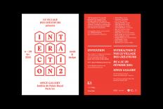 VDC — Interaction 2 — catalogue — Gaspard Ollagnon