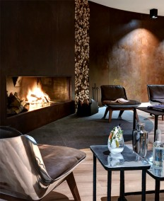 Charming Decor for a 5-star Hotel Surrounded by Nature - InteriorZine