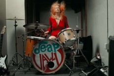 The Drum Thing: Incredible Music Photography by Deirdre O'Callaghan