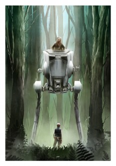 Star Wars: Perspectives by Andy Fairhurst