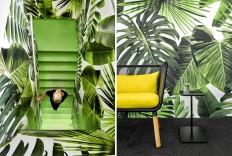 Barrows Office Space Design by Ghislaine Vinas - InteriorZine