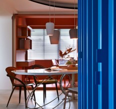Colorful Home in Taipei by Waterfrom Studio - InteriorZine