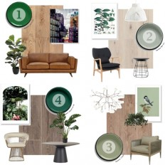 4 Ways With: Timber Greenery - Polyvore