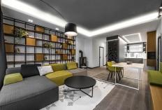 Stylish City Dwelling in Vilnius - InteriorZine