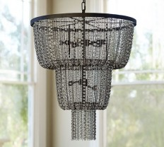 Anise Crystal Chandelier | Pottery Barn