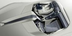 Porsche Interior Study on