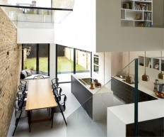 Renovation of Victorian Terraced House in North London - InteriorZine