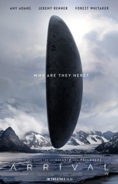 Arrival (#1 of 20): Extra Large Movie Poster Image - IMP Awards