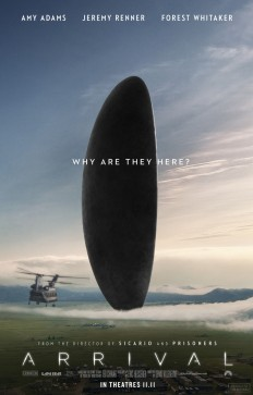 Arrival (#4 of 20): Extra Large Movie Poster Image - IMP Awards