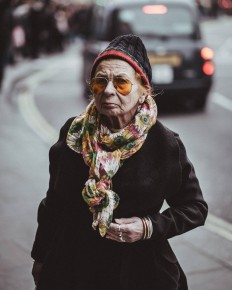 London's Street Portrait Photography by Joshua K. Jackson