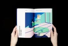Saiy - Identity & Brand Book on