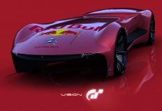 Citroen DS Vision GT by Johann Kim on