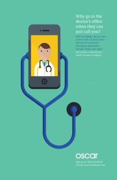 Oscar Health Insurance - Steve Peck