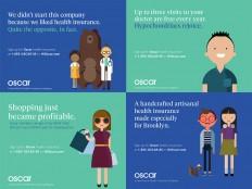 Oscar Health Insurance - Jill // Creative Director/ AD