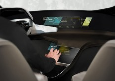 BMW to introduce HoloActive Touch at the 2017 CES